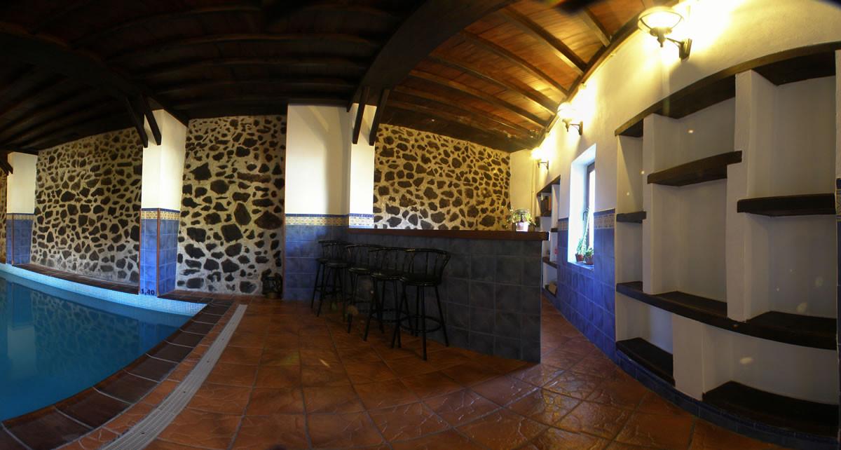 Casas rurales con piscina climatizada jacuzzi y sauna en - Casa rural en valladolid con piscina climatizada ...