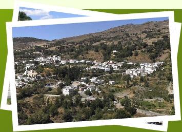 Alojamientos rurales en Alpujarra de la Sierra, Mecina Bombarón