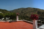 50 m2 große Terrasse