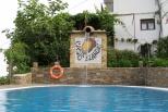 Schwimmbecken im Freien (für alle Ferienhaus-Gäste)