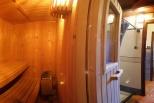 Finnische Saunen (für alle Ferienhaus-Gäste)