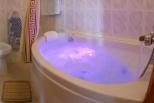 Baño con jacuzzi