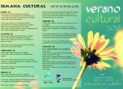 Programa de Actividades para el Verano 2013