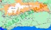 Mapa completo de la Alpujarra
