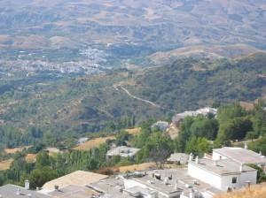 Bérchules - Alcutar - Cádiar