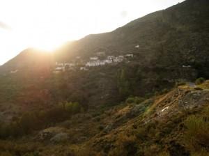 Puesta de sol en Timar