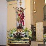 San Miguel en la Iglesia de San Miguel